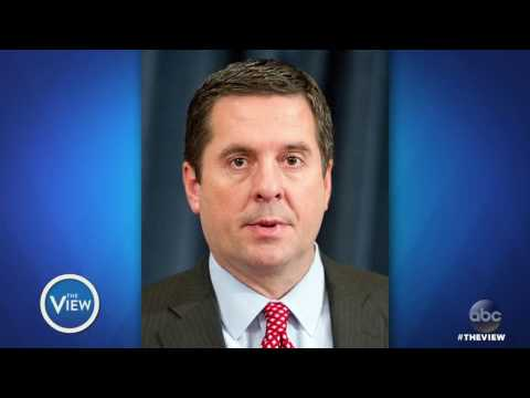 What's behind House Intelligence Committee head Nunes' Russia probe comments? | The View