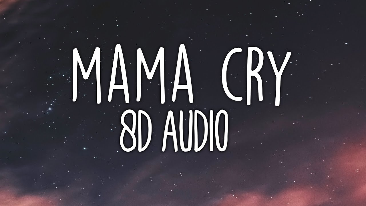Ynw Melly Mama Cry 8d Audio Youtube