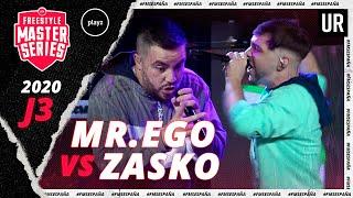 ZASKO vs MR. EGO | FMS España 2020 | Jornada 3