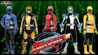 Tokumei Sentai Go Busters OPENING 2