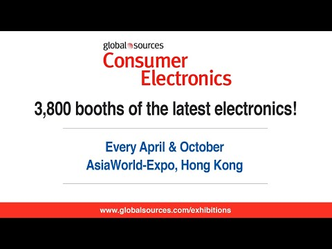 Consumer Electronics show – Oct 2018 highlights