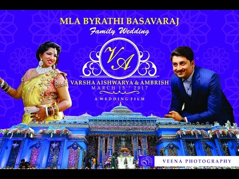 Royal Wedding in Bangalore