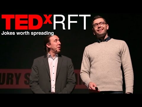 TEDxRFT - Jan 14 2017 - Improvised TED Talks from Rapid Fire Theatre