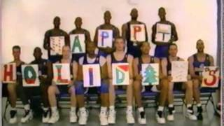 1994-1995 Washington Bullets You Da Man video