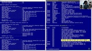 Dual NIC install & static …