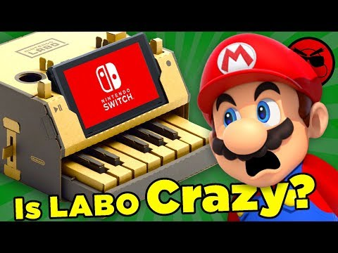 Download Youtube: Has Nintendo Gone MAD?! (Nintendo Labo Origins) | Culture Shock