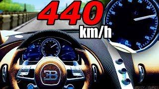 NUOVO RECORD! Bugatti Chiron - City Car Driving
