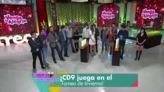 CD9 en el Torneo de Invierno