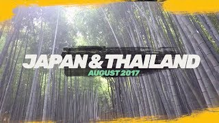 Japan & Thailand Trip 2017