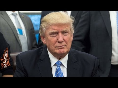 Breaking News , President Trump Latest News Today 4/27/17 , White House news[HD]