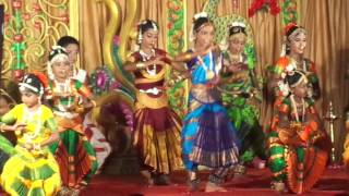 bharatanatyam dance in palani