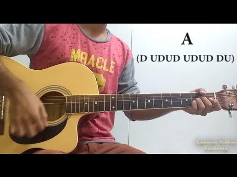 Mere Sohneya (Kabir Singh) - Guitar Chords Lesson+Cover, Strumming Pattern, Progressions