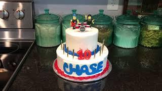 Le 10e anniversaire de Chase Roblox Birthday