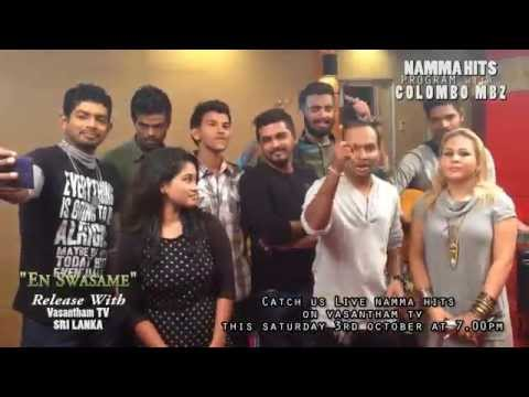colombo mbz with Namma Hits on Vasantham Tv