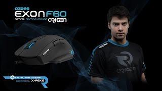 The Ozone EXON F60 Origen features a unique perfect hand fit, preci...