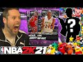 I challenged a 7 YEAR OLD to a PACK & PLAY. NBA 2K21