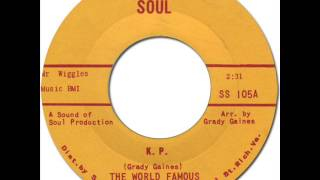 the upsetters with jimi hendrix kp sound of soul 105 1966