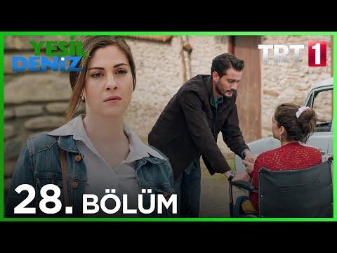 """28. Bölüm """"Mavi Boncuk"""" / Yeşil Deniz (1080p)"""