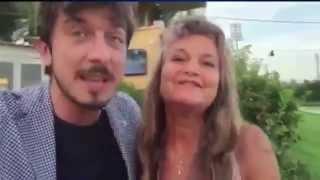 Clara Serina e Paolo Ruffini cantano Lady Oscar e Lo Specchio magico