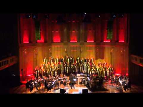 Reign - Kurt Carr - performed by the KisSingers