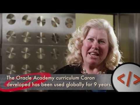 Meet Caron Newman   DaVinci Coders JavaScript Instructor (HD 1080p)