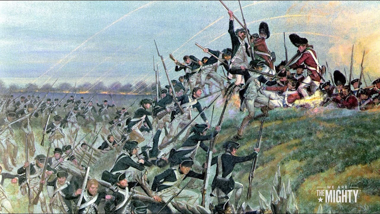 tactics during the revolutionary war There are many ways to fight a war, but are they all equally effective in this lesson, we'll talk about guerrilla tactics and see how they were used in the american revolution.