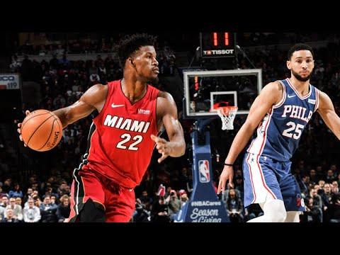 Philadelphia 76ers vs Miami Heat NBA Odds and Predictions