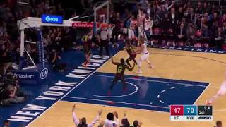 Enes Kanter Dunks with Authority vs. Hawks [18.10.18.]