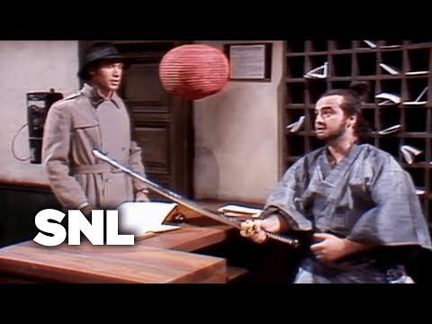 Samurai Hotel  SNL