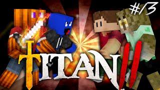 Direkt ein Fight?! - Minecraft TITAN 2 #13 | DieBuddiesZocken
