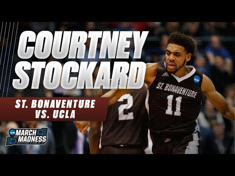 St. Bonaventure vs. UCLA: Courtney Stockard goes OFF in the First Four