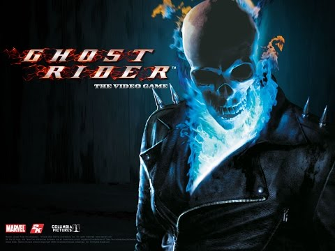 Призрачный гонщик Ghost Rider 2007