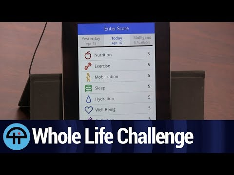 Whole Life Challenge App: Review