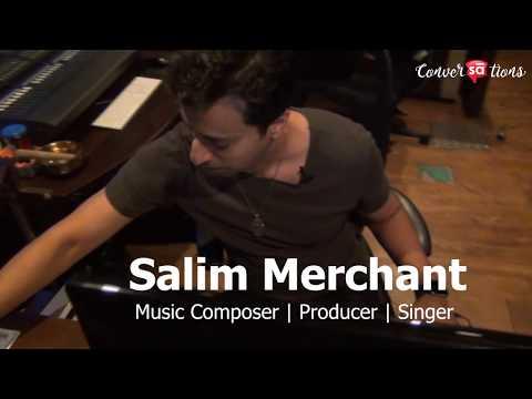 3 amazing episodes with Salim Merchant    Trailer   converSAtions