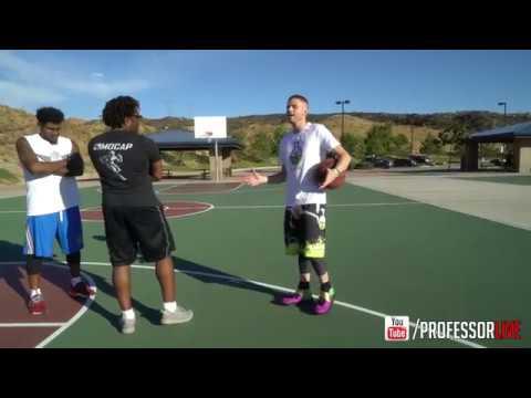 Kyrie Irving/Chris Paul Cut Dribble Tutorial