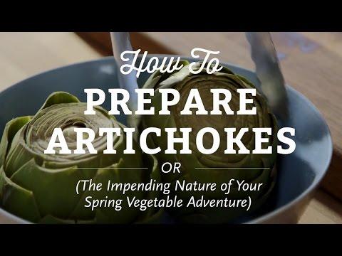 How To Prepare Artichokes | Cooking Techniques | Whole Foods Market