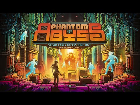 Phantom Abyss | Steam Early Access in June 2021 | 4K 60FPS
