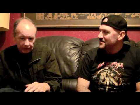 Thin Lizzy Interview with Brian Downey - Shockwaves VideoCast Episode 6
