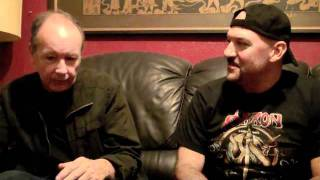Thin Lizzy Interview with Brian Downey – Shockwaves VideoCast Episode 6