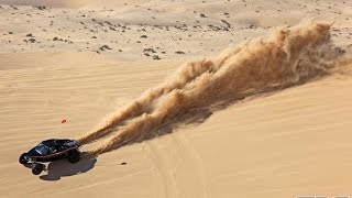 The Fastest sand car to ever see Glamis Sand Dunes!