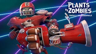 Space Cadet Zombie! - Plants vs. Zombies: Battle for Neighborville - Gameplay Part 8