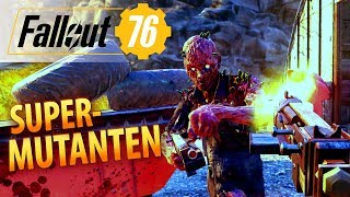 Fallout 76 #02 | Erstes Camp & Supermutanten | Gameplay German Deutsch thumbnail