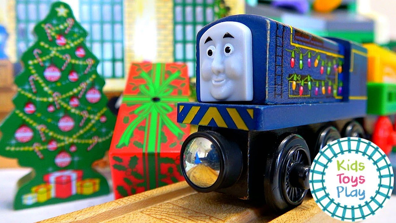 Thomas Engine The Missing Christmas Decorations | Thomas and Friends Full Episodes Season 17