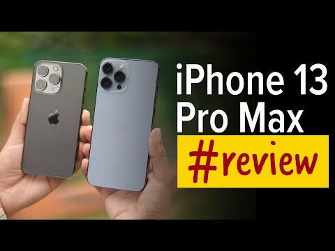iPhone 13 Pro and iPhone 13 Pro Max review: Apple's finest!