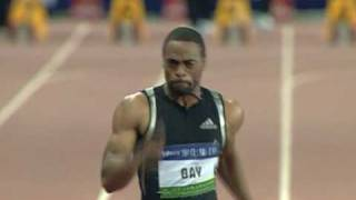 Shanghai Golden Grand Prix 2009 - M-100m Gay 9.69 AR!