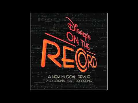 Disney's On The Record - Can You Feel The Love Tonight/I Won't Say/Let's Get Together/Belle