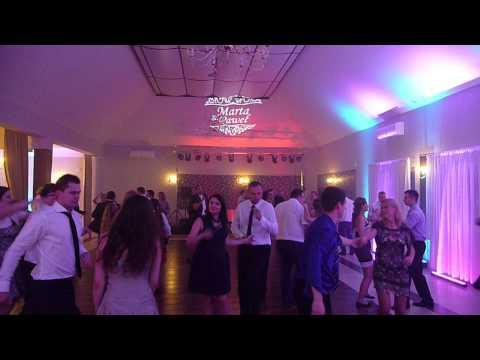 DJ na wesele DJ Ra.V Oświetlenie na wesele, dekoracja światłem. Sala Castello Czarna k. Pionek