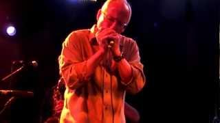 """Big Mo and the Full Moon Band Full Circle """"Nasty Love"""" 1-2013 032.MP4"""
