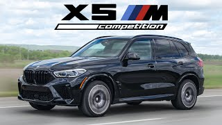 The 2020 BMW X5M Competition is the Best Fast Luxury SUV for $150,000