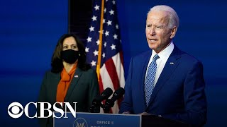 Biden, Harris announce Cabinet picks for national security, foreign policy teams